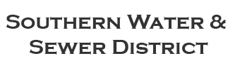 Southern Water & Sewer District Logo